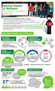 York University Quick Facts Infographic